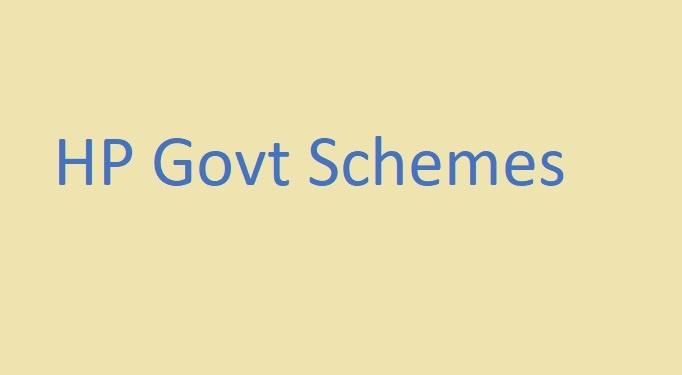 HP Govt Schemes