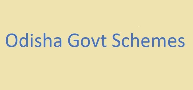 Odisha Government Schemes
