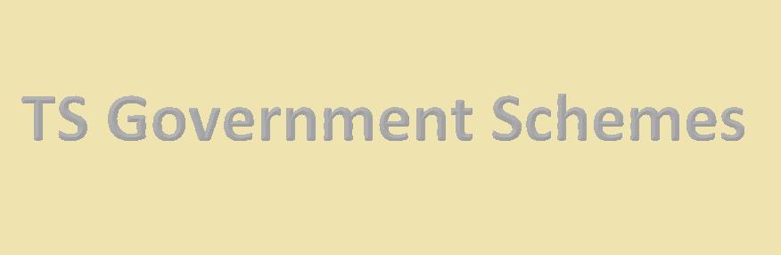 TS Govt Schemes