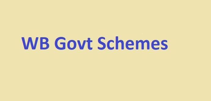 West Bengal Govt Schemes 2020 online
