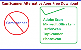 CamScanner Alternative