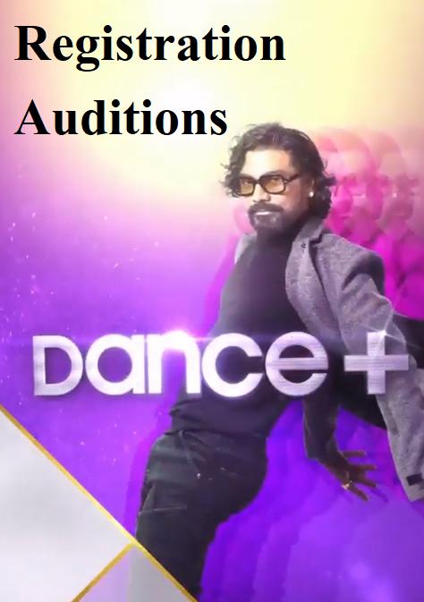 Dance Plus 6 Registration online