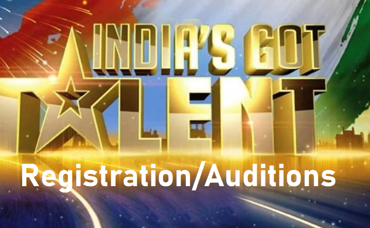 Indias Got Talent Registration 2021