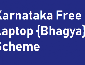 Karnataka Free Laptop Scheme Apply 2020