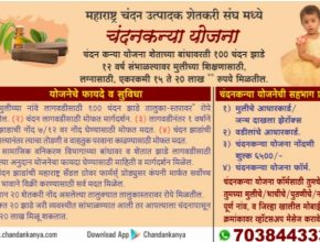 Maharashtra Chandan Kanya Yojana register