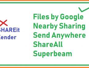 Shareit Alternative Indian Apps Download