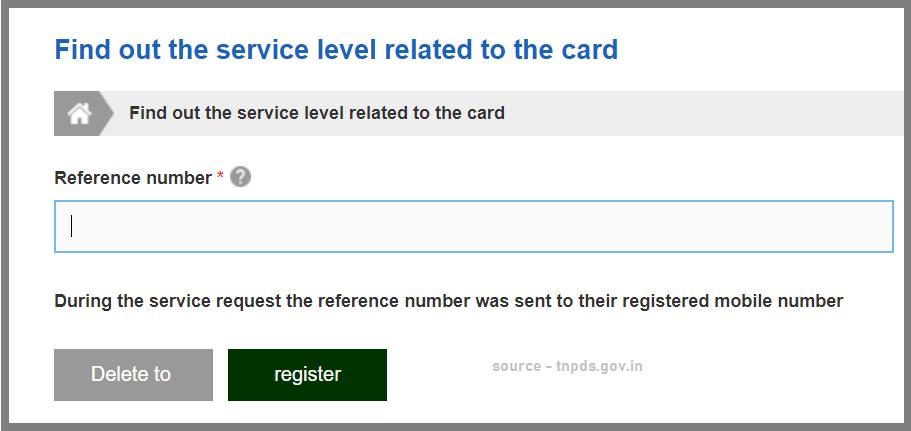 Tnpds Smart Card Status 2020 Print Tn Ration Card Download