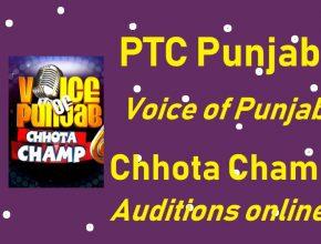 Voice of Punjab Chhota Champ Season 7 online