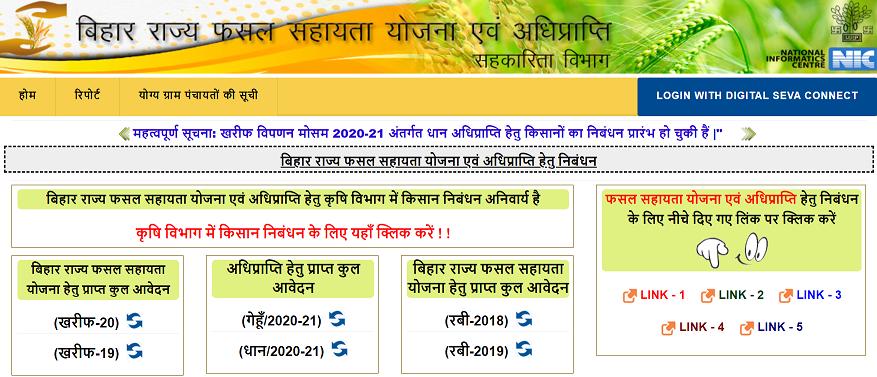 Bihar FSY Yojana List 2021