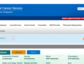 NCS Job Portal
