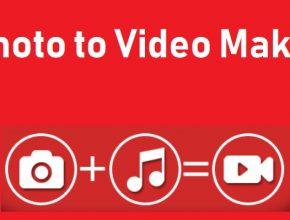 फोटो से विडियो कैसे बनाये