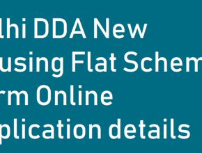 DDA New Flat