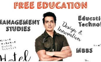 Sonu Sood Scholarships apply online