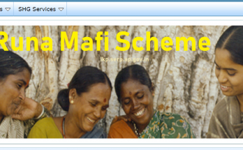 YSR Runa Mafi Status check online