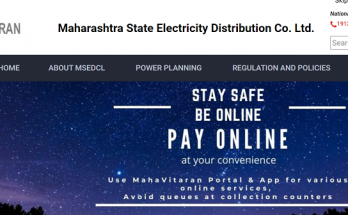 Maharashtra Bill pay online