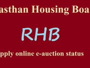 Rajasthan Housing Board Scheme