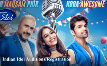 Indian Idol Season 13 Audition 2021