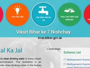 Bihar Har Ghar Nal Jal Yojana Recruitment 2021
