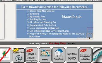 LDA Housing Scheme Form 2021
