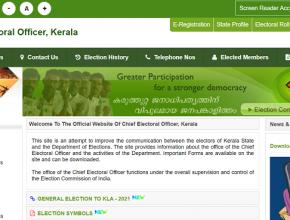 CEO Kerala Voters List 2021