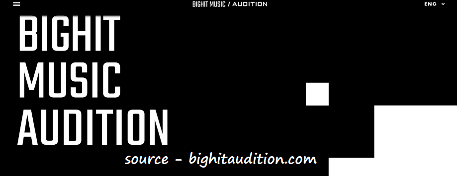 Bighit Music Audition 2021 girls