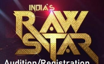 India's Raw Star Audition 2021 Digital