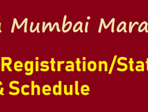 Mumbai Marathon online register