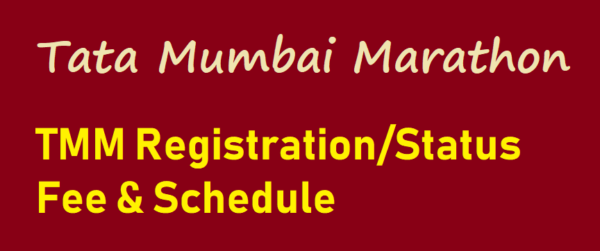 Mumbai Marathon online register