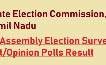 TN Election Prediction 2021