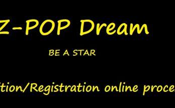 ZPOP Dream Audition 2021